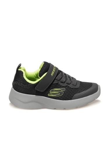 Skechers Dynamight 2.0 - Vordix Büyük Erkek Çocuk Gri Spor Ayakkabı 97786L CCLM Gri